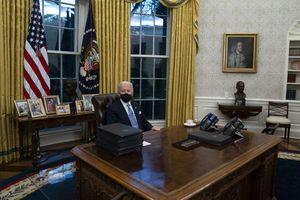 Thông điệp ẩn chứa từ tháng đầu tại nhiệm của Tổng thống Joe Biden