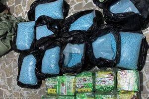 TP Hồ Chí Minh: Triệt phá 3 đường dây mua bán ma túy lớn