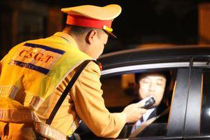 CSGT Hà Nội phạt hơn 430.000 trường hợp vi phạm Nghị định 100