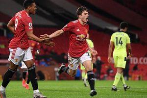 Thành Manchester cùng hưởng niềm vui chiến thắng