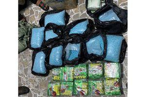 Triệt phá ba đường dây, thu giữ 217 kg ma túy