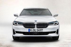 BMW 5-Series 2021 gần 2 tỷ sắp về Việt Nam, đấu Mercedes E-Class?