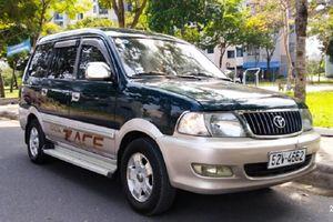 Có nên mua Toyota Zace gần 20 tuổi, bán 200 triệu ở Sài Gòn?