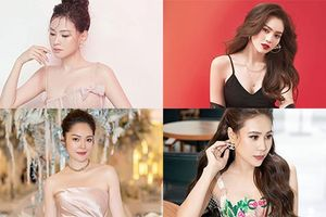 Đọ sắc bạn gái mới và dàn tình cũ của diễn viên Minh Luân