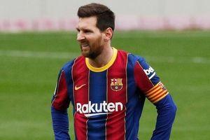 Messi và Barca 'tan giấc mộng vàng'