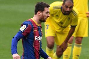 Messi lập kỷ lục quan trọng tại Barca