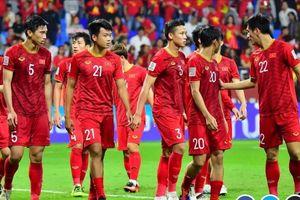 Đội tuyển Việt Nam bị Thái Lan thu hẹp khoảng cách trên bảng xếp hạng FIFA