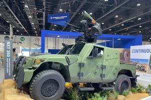 Điểm danh những vũ khí chiến đấu nổi bật tại IDEX 2021