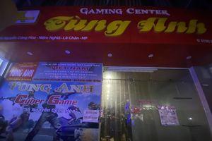 Hải Phòng: Một điểm kinh doanh game online vi phạm quy định phòng dịch