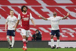 Điểm nhấn Arsenal 0-1 Man City: Kevin De Bruyne trở lại ấn tượng