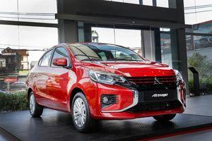Mở hàng Xuân Tân Sửu, Mitsubishi Attrage Premium 'khai hỏa'