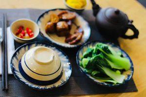 Du Lam lối về của cảm xúc với món chay hương vị Việt