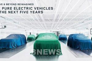 Jaguar Land Rover sẽ chuyển sang sản xuất xe điện, chấm dứt động cơ đốt trong