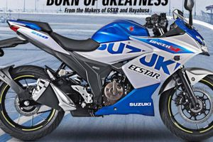 Mô tô thể thao PKL Suzuki Gixxer SF250 2021 ra mắt, giá 78 triệu đồng