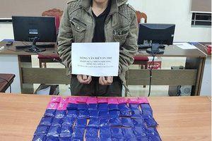 Sơn La: Bắt giữ đối tượng mua bán trái phép chất ma túy