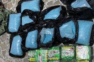 Triệt phá 3 đường dây ma túy, thu giữ 217kg ma túy tại TP.HCM