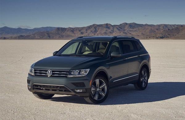 Triệu hồi Volkswagen Tiguan tại Mỹ do lỗi bu-lông
