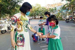 Tỷ lệ học sinh ở An Giang đi học trở lại sau kỳ nghỉ Tết Nguyên đán trên 99%