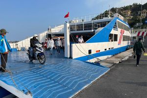 Phà biển Vũng Tàu - Cần Giờ dự kiến tiếp tục mở rộng quy mô
