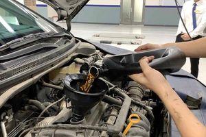 Những thói quen xấu khiến xe ô tô nhanh 'tã'
