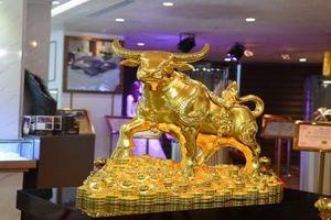 Giá vàng hôm nay 22/2/2021: Khó bật lên so sức ép từ trái phiếu