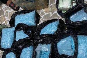 TP.HCM: Triệt phá 3 đường dây ma túy siêu khủng từ Campuchia về