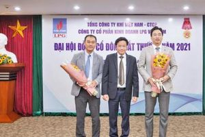 Ông Nguyễn Thanh Bình giữ chức Chủ tịch HĐQT tại PVGAS LPG
