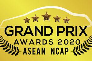 Honda Accord và City giành 4 giải thưởng lớn tại ASEAN NCAP Grand Prix Awards 2020