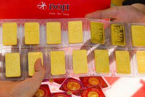 Giá vàng SJC suy giảm, người mua lỗ sau ngày vía Thần Tài