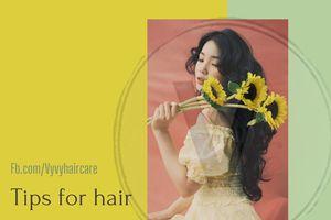 VyVy Haircare gợi ý 3 bước dưỡng tóc tại nhà giúp phái nữ tự tin tỏa sáng