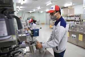 Cộng đồng doanh nghiệp trên địa bàn Hà Nội: Quyết tâm thực hiện ''nhiệm vụ kép''