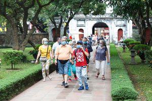 Thường trực Thành ủy Hà Nội chỉ đạo giải quyết 7 nhóm kiến nghị của Sở Du lịch