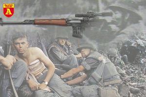 Khẩu súng bắn tỉa ám ảnh lính Mỹ trong chiến tranh Việt Nam
