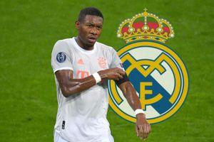 Real Madrid bị 'chọc gậy bánh xe' vụ David Alaba