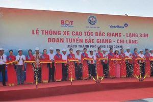BOT Bắc Giang – Lạng Sơn: Ung dung thu tiền, mặc dân kêu cứu