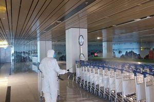 Cảng hàng không quốc tế Vân Đồn đảm bảo an toàn phòng dịch