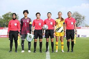 FIFA chọn hai trọng tài Việt Nam làm ứng viên điều khiển VCK bóng đá nữ thế giới