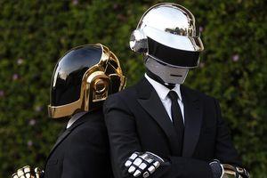 Nhóm nhạc giấu mặt Daft Punk tuyên bố tan rã