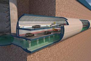 'Cao tốc ngầm dọc sông Tô Lịch là ý tưởng táo bạo, ngặt mỗi tiền'