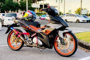 Độ ống xả xe máy có thể bị phạt tù tại Malaysia