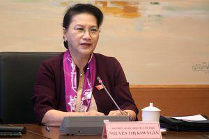 Chủ tịch Quốc hội: 'Rất ấn tượng về Thủ tướng và các thành viên CP'