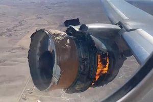 Các hãng bay ở Việt Nam đã dừng sử dụng loại Boeing 777 vừa gặp sự cố
