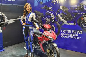 Yamaha Exciter 155 tiếp tục tăng giá sau Tết