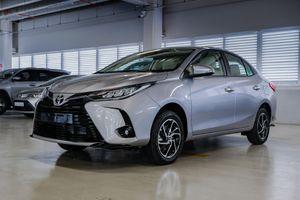 Chi tiết Toyota Vios 2021 tại Việt Nam, giá từ 478 triệu đồng