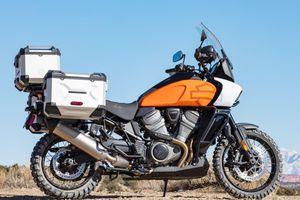 Chi tiết Harley-Davidson Pan America 1250 vừa được ra mắt