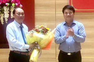 Ông Nguyễn Quốc Việt giữ chức Bí thư huyện đảo Lý Sơn