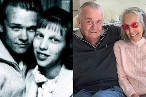 'Tôi tái hôn với chồng cũ sau 55 năm chia tay'