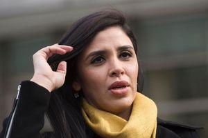 Mexico muốn Mỹ chia sẻ thông tin vụ bắt vợ trùm ma túy El Chapo