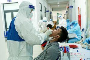 Vaccine có thể tiêm ngay được khi về đến Việt Nam