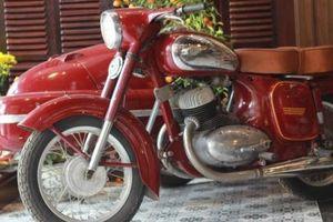 Bộ sưu tập xe cổ 'độc nhất vô nhị' tại Thái Nguyên